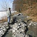 no to mamy problem :) #wiosna #roztopy #droga #kałuże #błoto