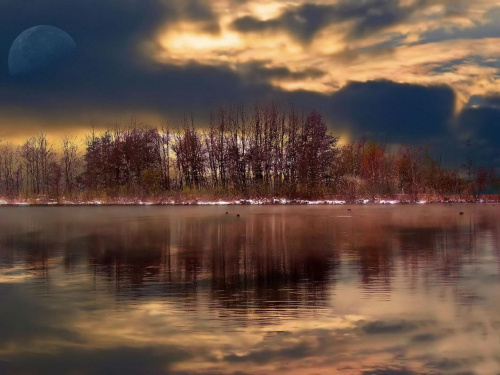 Jezioro 2 #Natura #Jezioro