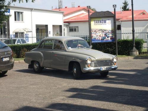 Wartburg 312/1 rocznik 1966