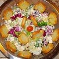Mix sałat z Fetą i grzankam Przepisy do zdjęć zawartych w albumie można odszukać na forum GarKulinar . Tu jest link http://garkulinar.jun.pl/index.php Zapraszam. i #sałatki #przekaski #śniadanie #kolacja #jedzienie #gotowanie #obiad