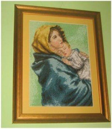 Maryjka z Dzieciątkiem
