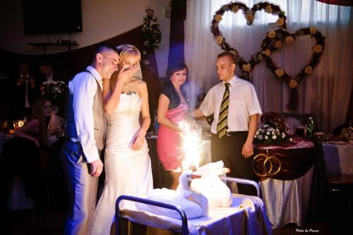 Jedno na szybkiego ze ślubnego debiutu #ślub #wesele #FotografiaOkolicznościowa #passiv #airking #nikon #tamron