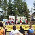 Foto: M. i H. Kaczmarek - Sokolniki Wielkie 2011; festyn rodzinny o nazwie -U św. Urszuli ;;; występ przedszkolaków. #GminaKaźmierz #PowiatSzamotulski #religia #SokolnikiWielkie #wieś #świątynie #wiara #ParafiaKaźmierz #UrszulankiSJK #kaplice