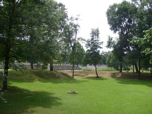 Park wokół białostockiego Parku Branickich #Białystok #park #kanały